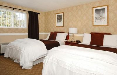 Room Rodeway Inn Logan International Airport Revere (Massachusetts)