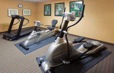 Wellness/Fitness Holiday Inn Express FAIRFAX - ARLINGTON BOULEVARD