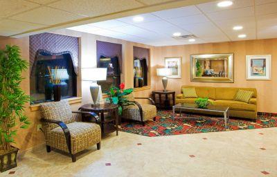 Hotelhalle Holiday Inn Express FAIRFAX - ARLINGTON BOULEVARD