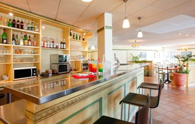 Hotel bar ibis Manosque Cadarache
