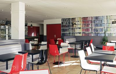Restaurant/breakfast room ibis Manosque Cadarache