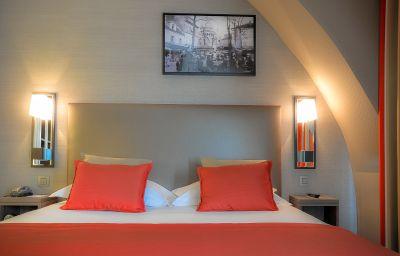 Chambre double (standard) Best Western Marais Bastille