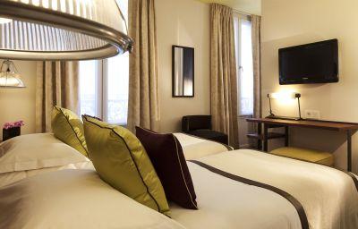 Chambre Best Western Marais Bastille
