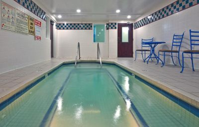 Piscina Holiday Inn Express & Suites BRENTWOOD NORTH-NASHVILLE AREA