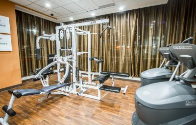 Sala spa/fitness Comfort Suites Downtown