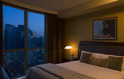 Suite EXECUTIVE HOTEL VINTAGE PARK Vancouver (British Columbia)