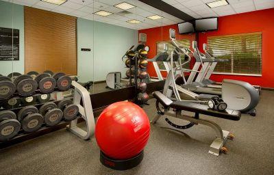 Sala spa/fitness HILTON GARDEN INN CHATTANOOGA DOWNTOWN