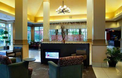 Hol hotelowy HILTON GARDEN INN CHATTANOOGA DOWNTOWN
