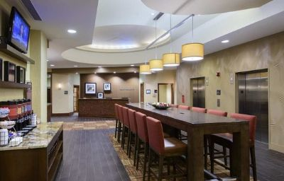 Бар Hampton Inn Washington-Downtown-Convention Center DC Washington (District of Columbia)