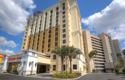 Exterior view Ramada Plaza Orlando International Drive Resort and Suites Orlando (Florida)
