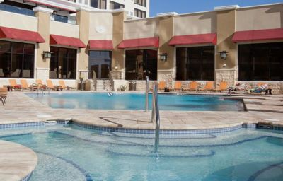 Pool Ramada Plaza Orlando International Drive Resort and Suites Orlando (Florida)