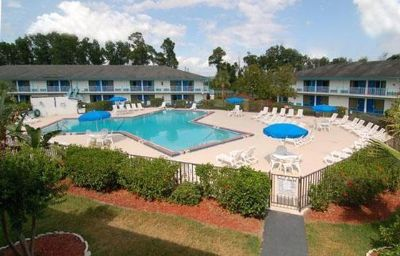 Pool Rodeway Inn Maingate Kissimmee (Florida)