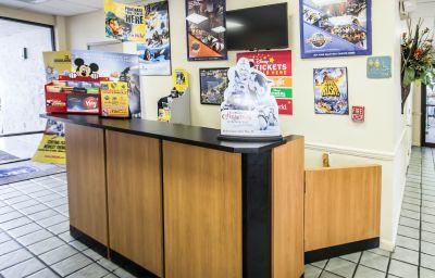 Information Rodeway Inn Maingate