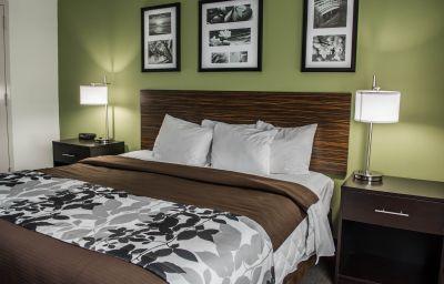 Habitación Sleep Inn Historic