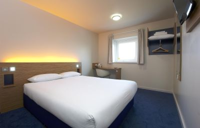 Doubleroom standard TRAVELODGE BILLINGSHURST FIVE OAKS Horsham (England)