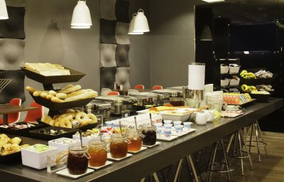 Buffet prima colazione ibis London City