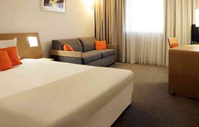 chambre standard Novotel Paris Porte d'Italie
