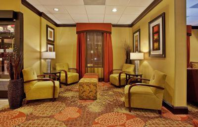 Interni hotel Holiday Inn Express ATLANTA AIRPORT-COLLEGE PARK