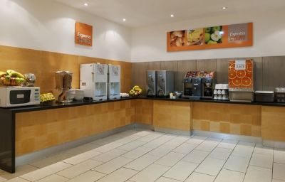Ресторан Holiday Inn Express NEWCASTLE CITY CENTRE Newcastle Upon Tyne (England)