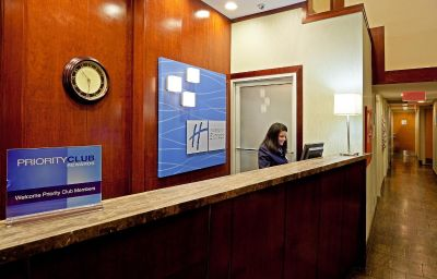 Hall de l'hôtel Holiday Inn Express NEW YORK CITY FIFTH AVENUE