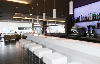 Bar del hotel Augustus