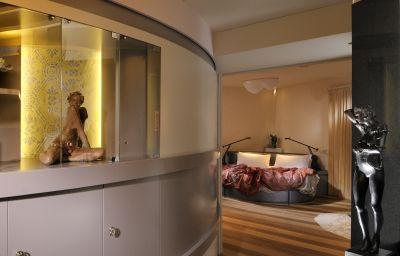 Junior suite Art Hotel Novecento