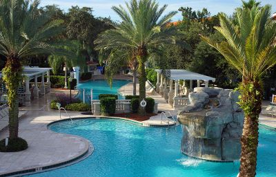 Pool Star Island Resort And Club Kissimmee (Florida)