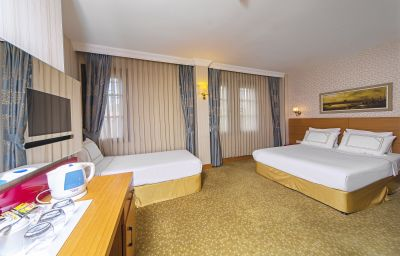 Triple room Almina Hotel Istanbul Special Class
