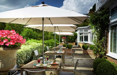 Terrace Rowhill Grange and Utopia Spa Dartford (England)