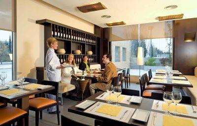 Restaurant/salle de petit-déjeuner ibis Barcelona Molins de Rei