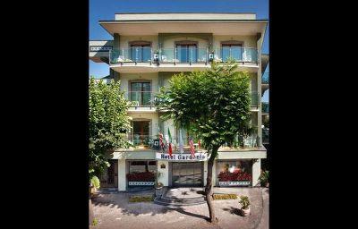Vista esterna Comfort Hotel Gardenia