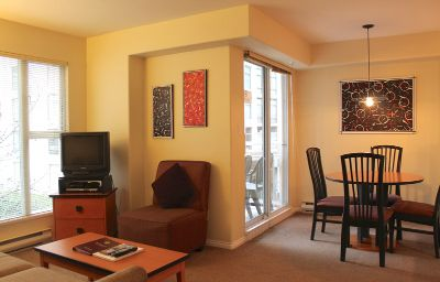 Room 910 BEACH APT HOTEL Vancouver (British Columbia)