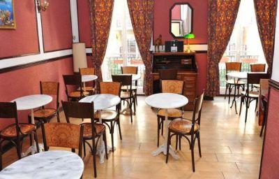 Intérieur de l'hôtel Richelieu