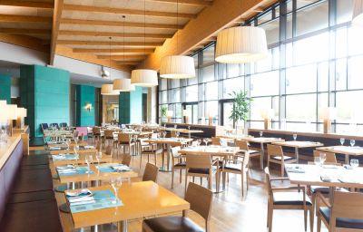 Restaurant/salle de petit-déjeuner Novotel Bilbao Exhibition Center