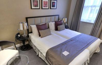 Chambre double (confort) Sanctuary House London (England)