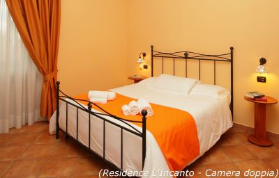Chambre double (standard) Residence L Incanto