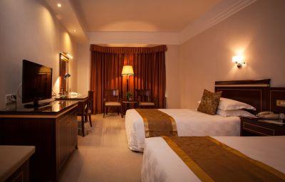 Chambre pour voyageurs d'affaires Olympic Hotel Xujiahui