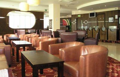 Bar del hotel Aspect Parkwest