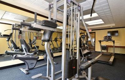 Fitness room Comfort Inn Hwy. 290/NW Houston (Texas)