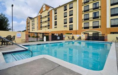 Pool Comfort Inn Hwy. 290/NW Houston (Texas)