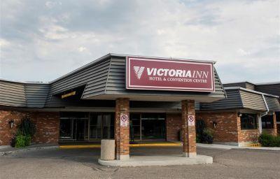Vista esterna VICTORIA INN AND CONFERENCE
