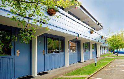 Vista exterior Blue Inn