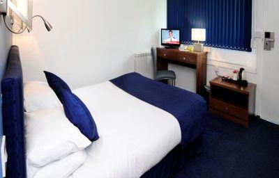 Chambre double (standard) Blue Inn