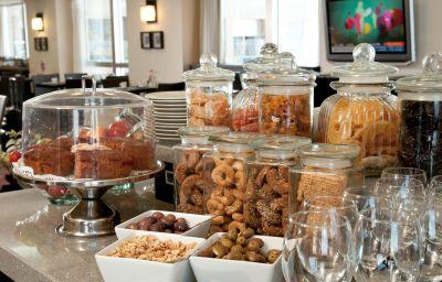 Bufet de desayuno Vital Hotel