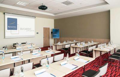 Sala konferencyjna Novotel Bucharest City Centre