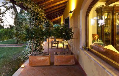 Vista esterna Villa Rizzo Resort & Spa