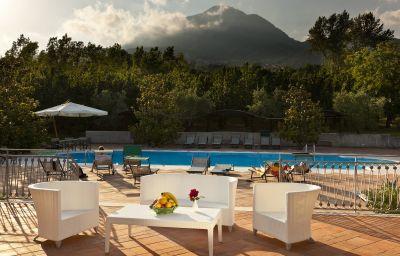 Piscina Villa Rizzo Resort & Spa