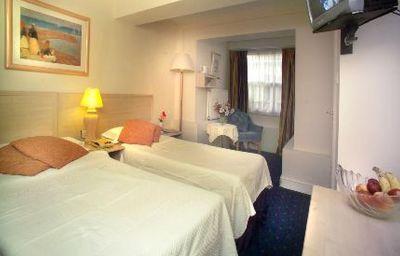 Camera a tre letti Euro Hotel Clapham