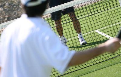 Campo da tennis Borgo Hotel Le Terre Del Verde
