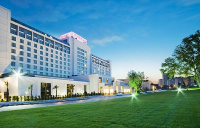 Exterior view The Green Park Pendik Hotel & Convention Center Istanbul (İstanbul)